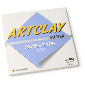 Art Clay Silver Paper Type