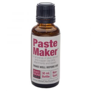 PasteMaker for Metal Clay, By Sherri Haab