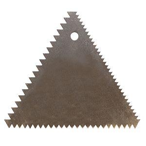 Aluminum Texturing Triangle