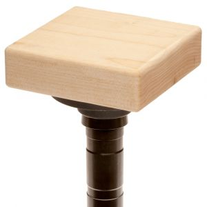 Hardwood Block Fixture for GRS Benchmate Encore