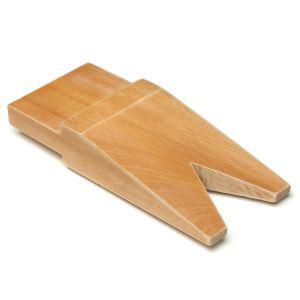 Wood Bench Pins with V-Slots
