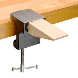 Combination Anvil and Bench Pin