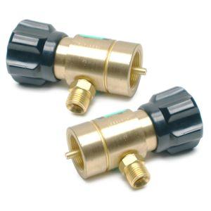 Gentec Preset Regulators for Disposable Cylinders