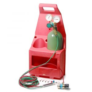 Gentec Oxy Propane Small Torch Portable Kit for Disposable Tanks