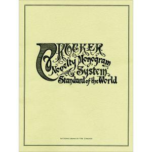Crocker Novelty Monogram System