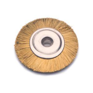 Unmounted Miniature Brass Wheels