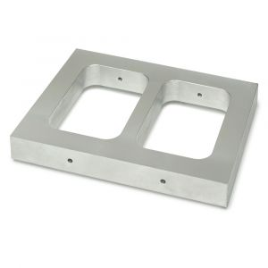 Double Cavity Mold Rubber Frames
