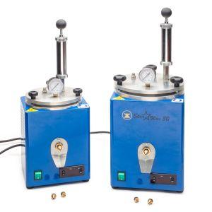 1 1/2 and 3 qt Wax Injectors