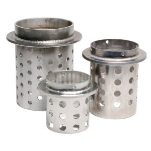 Perforated Stainless Steel Casting Flasks