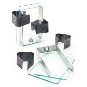 Ferris See-Through Mold Rubber Frames