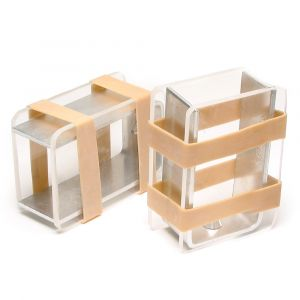 Clear Mold Rubber Frames