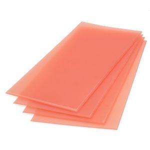 Cool Setting Wax Sheets