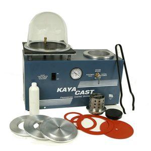 Vacuum Investing & Casting Machine