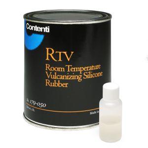 RTV (Room Temperature Vulcanizing) Silicone Rubber