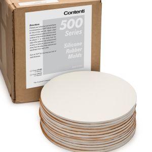 500 Series - White Silicone Mold Rubber