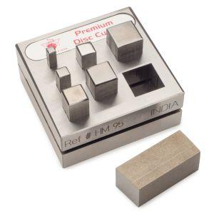 Square Disc Cutter Set