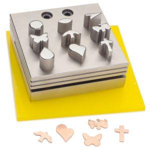 Multi Shape Disc Cutter Set with Storage Box