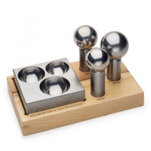 40 to 50 mm Dapping Punch & Die Set