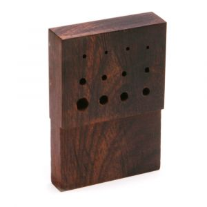 Rosewood Drawplate, for Chain