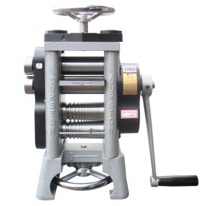 Durston D2 130 mm Double Rolling Mill w/ Extension Rolls