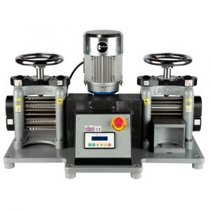 Durston 130 mm Double Electric Rolling Mill, Model TUI 130