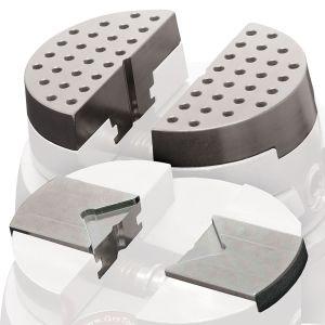 Jura QC Flat & Engraver's Clamp Fixtures