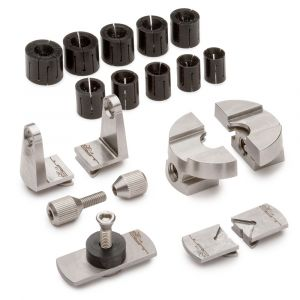 Jura Basic Quick Change Fixture Set for GRS MicroBlock & MicroBlock XL