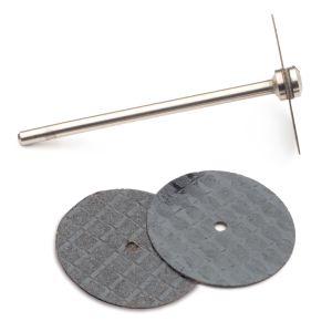Micro-Fiber Reinforced Separating Discs