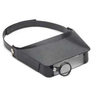 Economy 3 Lens Headband Visor Magnifier