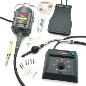 Foredom PGX Power Graver Kit, K.2293 Kit