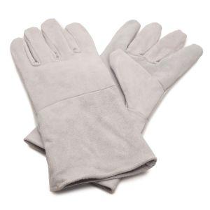Leather Moldmaker's Gloves