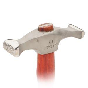 """Fretz """"Raw Silk"""" Texturing Hammer"""
