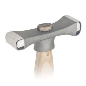 Fretz Maker® MKR-2 Mid-Size Wide Raising Hammer