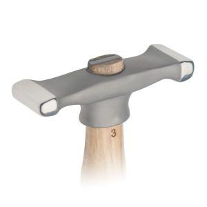 Fretz Maker® MKR-3 Mid-Size Narrow Raising Hammer