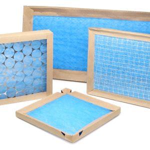 Replacement Fiberglass Filters