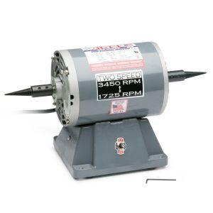 1/2 HP 2-Speed Straight Shaft Polishing Motor