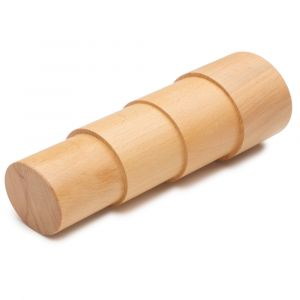 Oval Stepped Wood Bracelet Mandrel