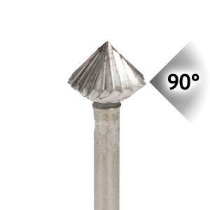HSS 90° Hart Burs