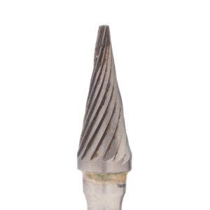 "Cone Carbide Burs (1/8"" shank)"