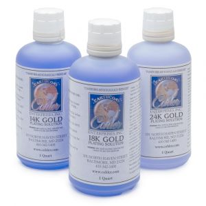 EarthCoat™ Gold Plating Solutions, Cyanide Free