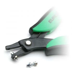 Square and Oval Hole Punch Pliers