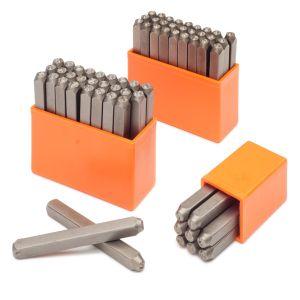 ImpressArt® Letter & Number Stamp Sets (3 mm)