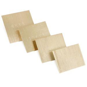 Plumb Gold Solder Sheets