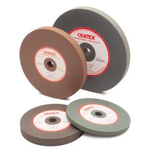 Cratex Rubberized Abrasive Wheels