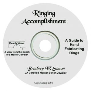 A Ringing Accomplishment: A Guide to Fabricating Rings (CD-ROM)