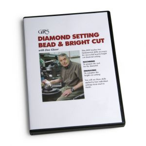GRS Diamond Setting: Bead & Bright Cut (DVD)