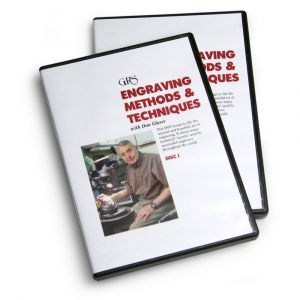 GRS Engraving Methods & Techniques (DVD)