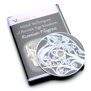 Metal Techniques of Bronze Age Masters: Russian Filigree (DVD)
