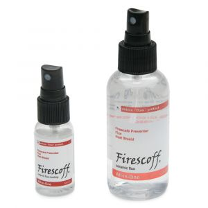 Firescoff Ceramic Coating Soldering Flux