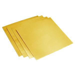 Yellow Brass Sheet Metal